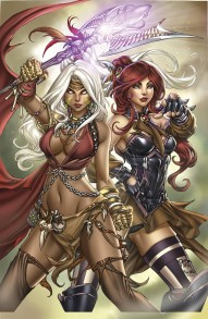 Grimm Fairy Tales Presents: Coven #3