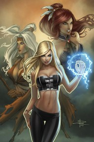 Grimm Fairy Tales Presents: Coven #4