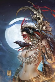 Grimm Fairy Tales Presents: Dark Shaman #1