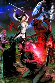 Grimm Fairy Tales Presents Demons: Unseen