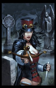 Grimm Fairy Tales Presents: Helsing