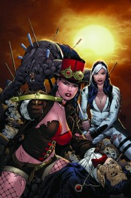 Grimm Fairy Tales Presents Hunters: The Shadowlands #5