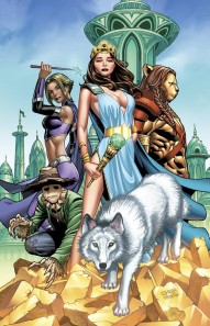 Grimm Fairy Tales Presents Oz: Reign of the Witch Queen #1