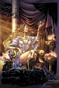 Grimm Fairy Tales Presents Oz: Reign of the Witch Queen #2