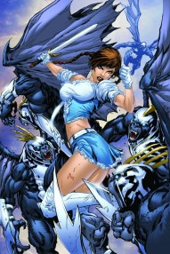 Grimm Fairy Tales Presents: Oz #4