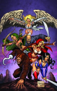 Grimm Fairy Tales Presents: Realm Knights One Shot #1