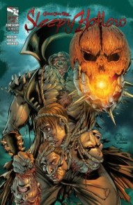 Grimm Fairy Tales Presents: Sleepy Hollow #2