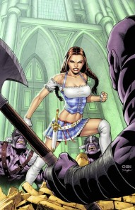 Grimm Fairy Tales Presents: Warlord Of Oz #2