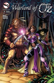 Grimm Fairy Tales Presents: Warlord Of Oz #3