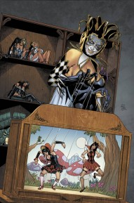 Grimm Fairy Tales Presents: Wonderland: Age of Darkness