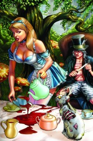 Grimm Fairy Tales Presents Wonderland: Down the Rabbit Hole #3