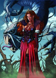 Grimm Fairy Tales Presents Wonderland: Through The Looking Glass #1