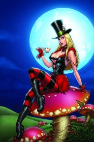 Grimm Fairy Tales Presents: Wonderland #15