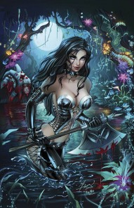 Grimm Fairy Tales Presents: Wonderland #21