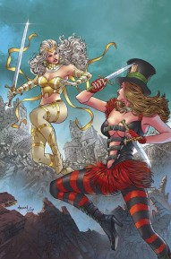 Grimm Fairy Tales Presents: Wonderland #41