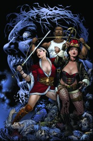 Grimm Fairy Tales Presents Zombies: The Cursed #2
