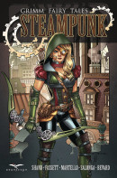 Grimm Fairy Tales Steampunk  TP Reviews