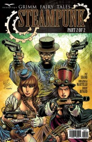 Grimm Fairy Tales Steampunk #2