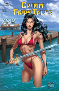 Grimm Fairy Tales Swimsuit Special #2019
