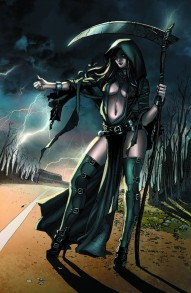 Grimm Fairy Tales: Tales Of Terror