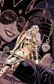 Grimm Fairy Tales: The White Queen #1