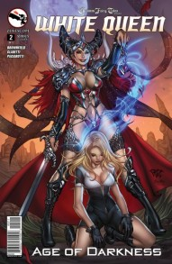 Grimm Fairy Tales: The White Queen #2