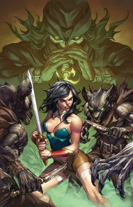Grimm Fairy Tales Annual #2016