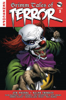 Grimm Tales Of Terror Vol 3 Hardcover Reviews