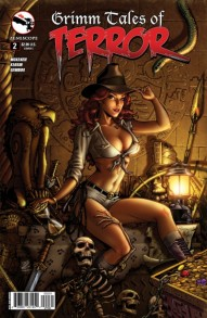 Grimm Fairy Tales: Tales Of Terror #2