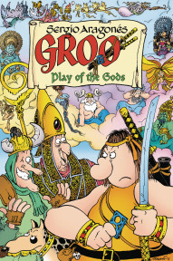 Groo: Play of the Gods Collected