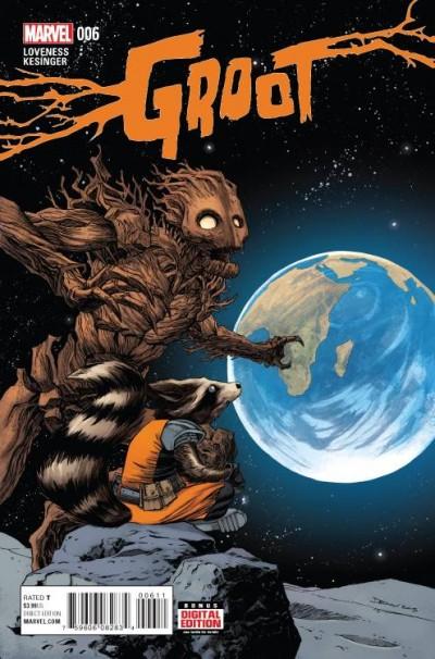 Groot Comic Series Reviews At Comicbookroundup Com