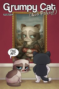 Grumpy Cat and Pokey #6