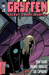 Gryffen: Galaxy's Most Wanted #3