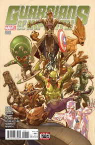 Guardians of Infinity #8