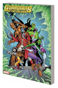 Guardians of the Galaxy: Mother Entropy Vol. 1