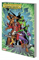 Guardians of the Galaxy: Mother Entropy Vol. 1 TP Reviews