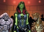 Guardians of the Galaxy Prelude Infinite Comic