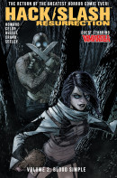 Hack/Slash: Resurrection Vol. 2 Reviews