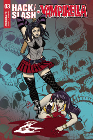 Hack/Slash vs Vampirella #3