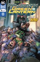 Hal Jordan And The Green Lantern Corps #38