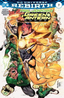 Hal Jordan And The Green Lantern Corps #7