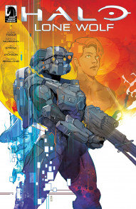 Halo: Lone Wolf #1