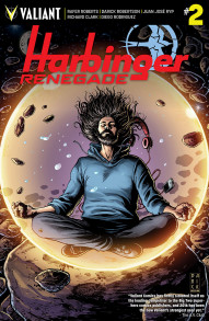 Harbinger: Renegade #2