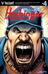 Harbinger: Renegade #4