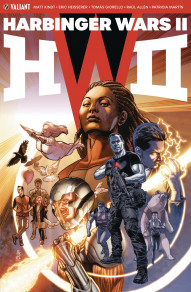 Harbinger Wars 2 Collected