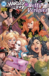 Harley & Ivy Meet Betty and Veronica #2