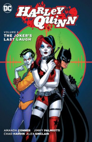 Harley Quinn Vol. 5: The Jokers Last Laugh