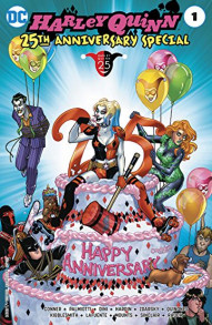 Harley Quinn: 25th Anniversary Special #1
