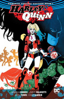 Harley Quinn Vol. 1 Deluxe Reviews