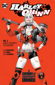 Harley Quinn Vol. 8: Harley Destroys The Universe